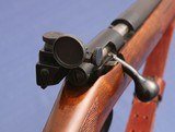 S O L D - - - WINCHESTER - Model 75 Sporter - Pre War - Peep Sight - Sling -- Exceptional Condition ! - 8 of 16