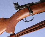 S O L D - - - WINCHESTER - Model 75 Sporter - Pre War - Peep Sight - Sling -- Exceptional Condition ! - 16 of 16