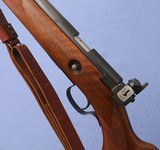 S O L D - - - WINCHESTER - Model 75 Sporter - Pre War - Peep Sight - Sling -- Exceptional Condition ! - 1 of 16