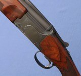 "Classic Doubles - 101 Classic Skeet - 12ga 27-1/2"" Winchokes - Briley Tubes Cased - Great Wood !"