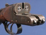 S O L D - - - Army & Navy - Webley & Scott - Deluxe 450 BPE - High Condition - All Original 1896 Rifle ! - 15 of 21