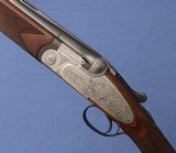 """BERETTA - SO3 - 30"""" with Briley Chokes - Quality Sidelock - Great Dimensions - LONG LOP !"""
