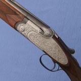 "BERETTA - SO3EL - 28"" M / F - Quality Sidelock - All Original - Super Engraving - Cased ! - 1 of 25"