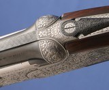 "BERETTA - SO3EL - 28"" M / F - Quality Sidelock - All Original - Super Engraving - Cased ! - 17 of 25"