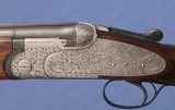 "BERETTA - SO3EL - 28"" M / F - Quality Sidelock - All Original - Super Engraving - Cased ! - 3 of 25"