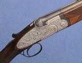 "BERETTA - SO3EL - 28"" M / F - Quality Sidelock - All Original - Super Engraving - Cased ! - 2 of 25"