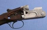 "BERETTA - SO3EL - 28"" M / F - Quality Sidelock - All Original - Super Engraving - Cased ! - 24 of 25"