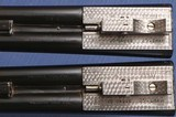 "S O L D - - - - WINCHESTER - Model 21 - GRAND AMERICAN - 20ga 2 Bbl Set Both 28"" - - All Original 1965 Gun - - Cased - 17 of 23"
