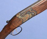 BERETTA - 686 Special Custom - Case Hardened Frame - English Stock