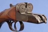 "Franz Kettner - Suhl, Germany - 1926 - 16ga - 29"" Bbls - Solid Gun! - 10 of 11"