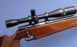 Anschutz 54 Match - Leupold 24x Scope