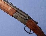 """PERAZZI - MX8 Special Trap Combo - 12ga 32"""" & 34"""" - P4 Selective Trigger - Low Mileage Gun!"""