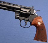 COLT - PYTHON - 1970 Revolver in Nearly New Condition!
