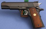 COLT - Series 70 - Gold Cup National Match - 1911 - 1975 Pistol - As New in Original Box!