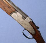 """s o l dberettabl 612ga 30"""" 3"""" magcompletely hand engraved !"""