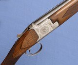 """S O L D - - - BROWNING - Superposed Superlight - B1 Engraved - 12ga 28"""" Bbls - 2 of 13"""