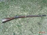 Remington Zouave model 1863 58 caliber rifle