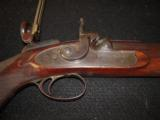 John Rigby Long Range Muzzle Loading Target Rifle Circa 1877 - 1 of 12