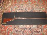 John Rigby Long Range Muzzle Loading Target Rifle Circa 1877 - 2 of 12
