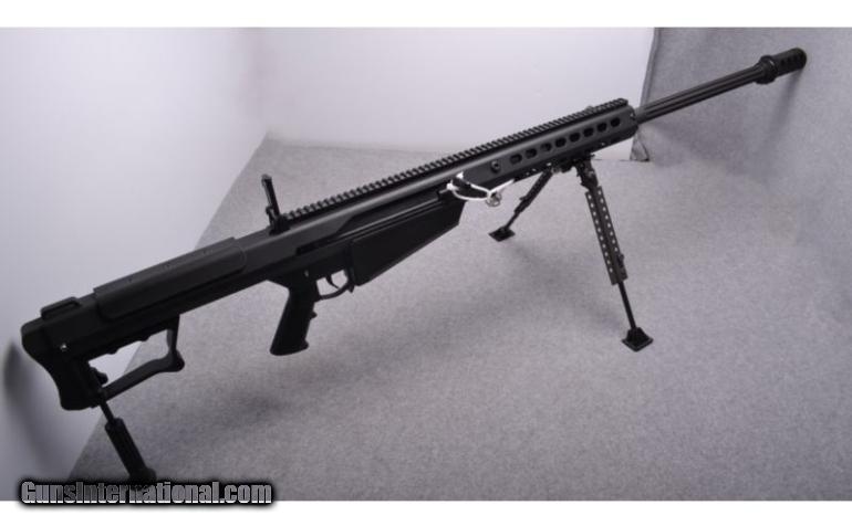 Barrett M107A1 In  50 BMG