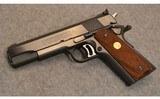 Colt ~ MK IV/Series '70 ~ .45 AUTO