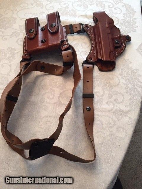 Aker 107 1911 Shoulder Holster-Left Handed for sale