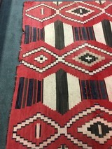 Authentic Navajo phase 3 chief's blanket - 3 of 8