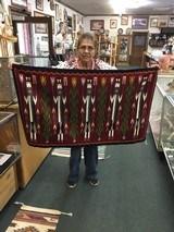 Authentic Navajo Yeibichai Rug