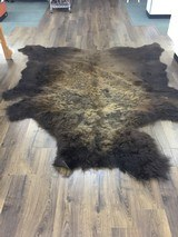 Full size Buffalo hide
