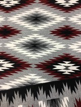 Authentic Navajo Rug, by Coralina Yellowhorse, Eye dazzler Pattern - 6 of 7