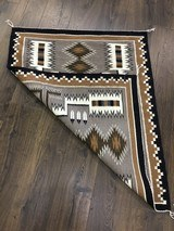 Authentic Navajo Rug, by Cecelia Dee, Storm Pattern - 2 of 8