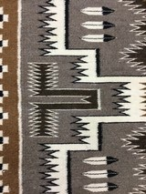 Authentic Navajo Rug, by Cecelia Dee, Storm Pattern - 7 of 8