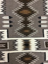 Authentic Navajo Rug, by Cecelia Dee, Storm Pattern - 5 of 8