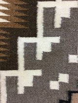 Authentic Navajo Two Grey Hills Rug by Cecelia Dee - 8 of 8