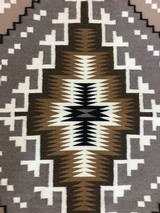 Authentic Navajo Two Grey Hills Rug by Cecelia Dee - 4 of 8