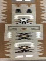 Authentic Navajo Storm Pattern Rug - 6 of 9