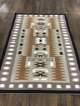 Authentic Navajo Storm Pattern Rug - 9 of 9