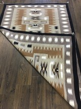Authentic Navajo Storm Pattern Rug - 8 of 9