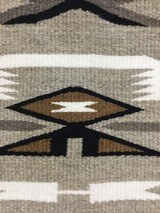 Authentic Navajo Storm Pattern Rug - 4 of 9
