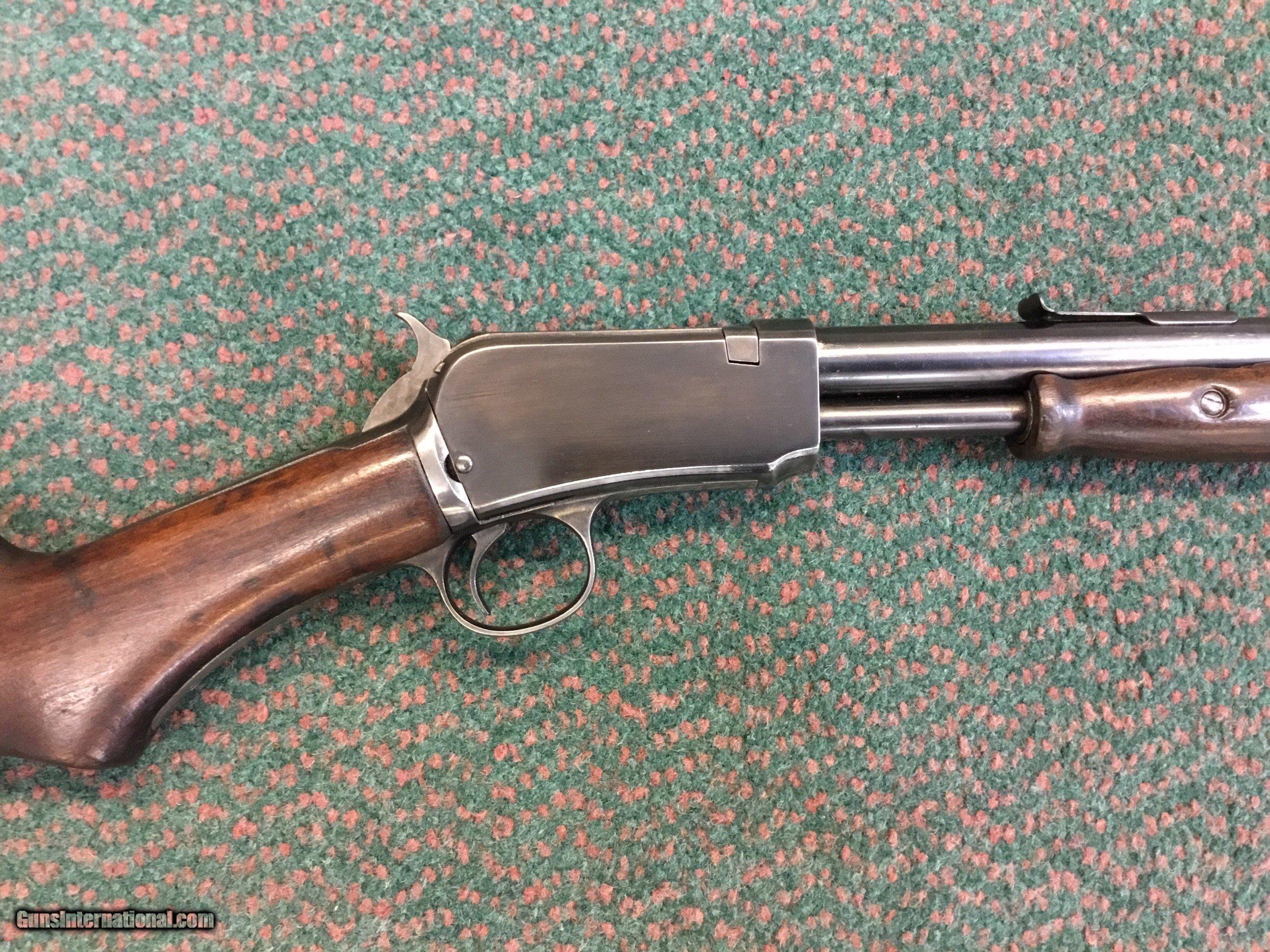 Winchester, model 1906 expert, 22 short, long, long rifle