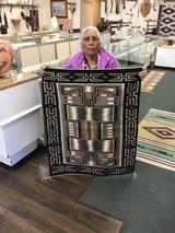 Authentic Navajo Rug, Teec Nos Pos - 1 of 9
