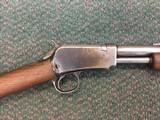 winchester model 62, 22 s, l, lr