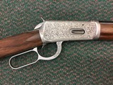 Winchester, 1894, engraved, 32 w.s.