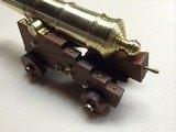 U.S.S. Constitution 24 Pounder Deck Gun - 2 of 3