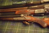 Emile Fraipont of Liege best hammer 12 bore side by side