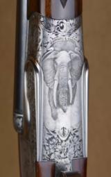 """P&V """"SELOUS"""" .470NE Double Rifle- 2 of 7"""