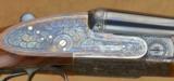 Garbi Side-Lock Ejector Game Gun 20GA 26