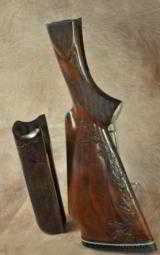 Krieghoff K32 Custom Stock & Forearm (1K32/MI)