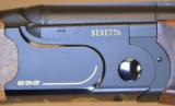 Beretta 692 Black Sporting 12GA 30