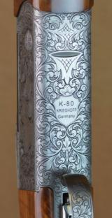 "Krieghoff K80 San Remo Pro Sporter 12GA 32"" (530))"